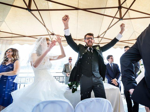 Il matrimonio di Marco e Valeria a Sarnico, Bergamo 26