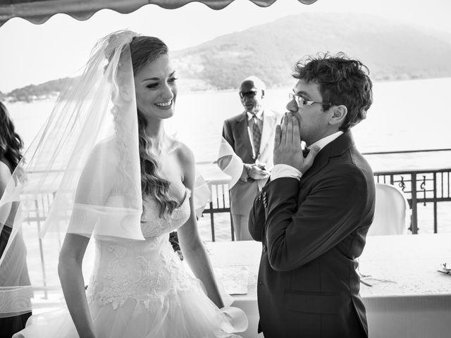 Il matrimonio di Marco e Valeria a Sarnico, Bergamo 27