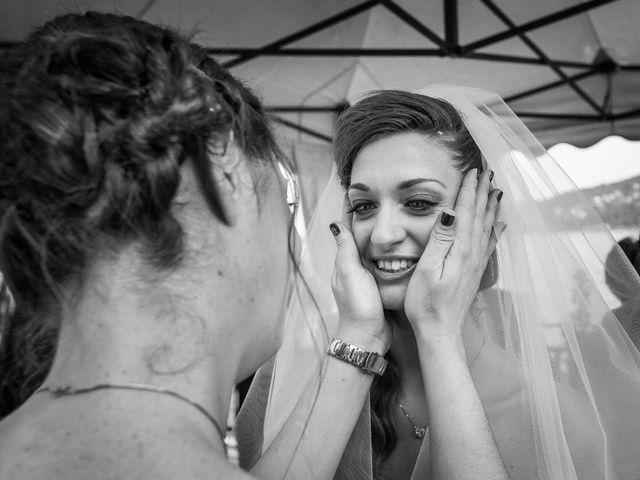 Il matrimonio di Marco e Valeria a Sarnico, Bergamo 28