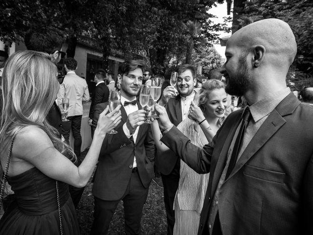 Il matrimonio di Marco e Valeria a Sarnico, Bergamo 31