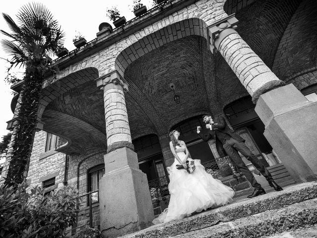 Il matrimonio di Marco e Valeria a Sarnico, Bergamo 37
