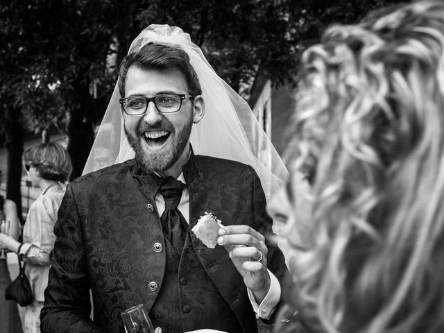Il matrimonio di Marco e Valeria a Sarnico, Bergamo 38