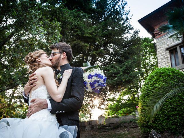 Il matrimonio di Marco e Valeria a Sarnico, Bergamo 39