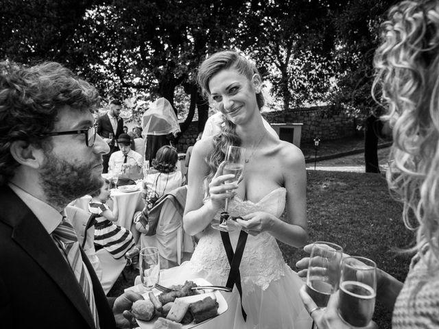 Il matrimonio di Marco e Valeria a Sarnico, Bergamo 40