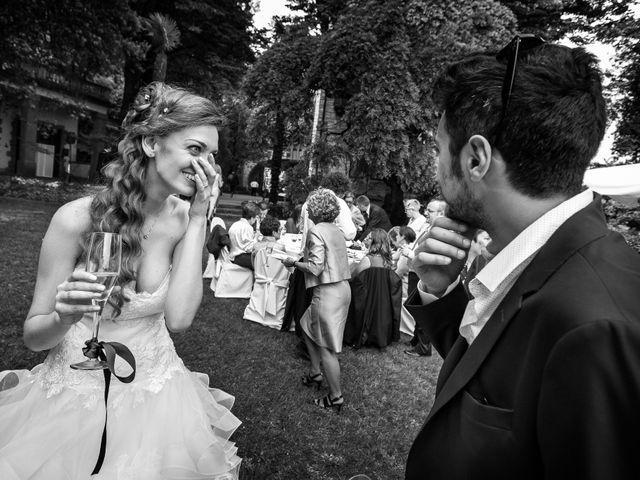 Il matrimonio di Marco e Valeria a Sarnico, Bergamo 43