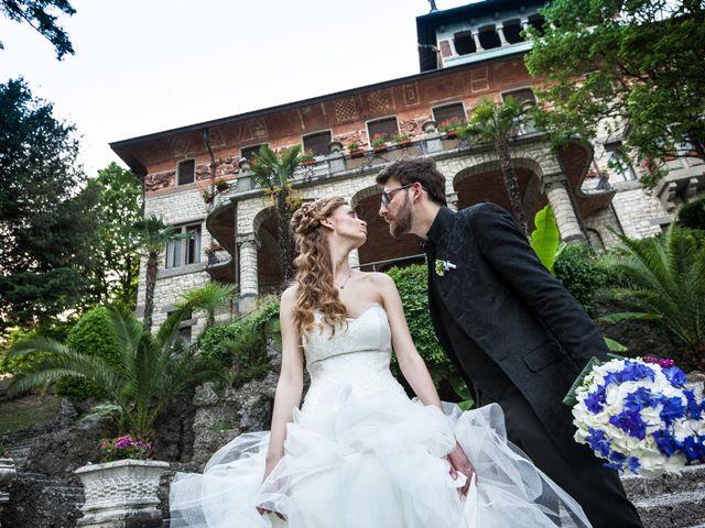 Il matrimonio di Marco e Valeria a Sarnico, Bergamo 44