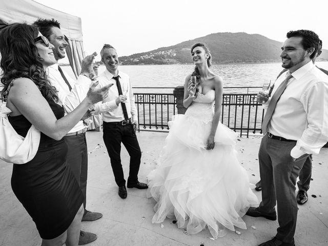 Il matrimonio di Marco e Valeria a Sarnico, Bergamo 45