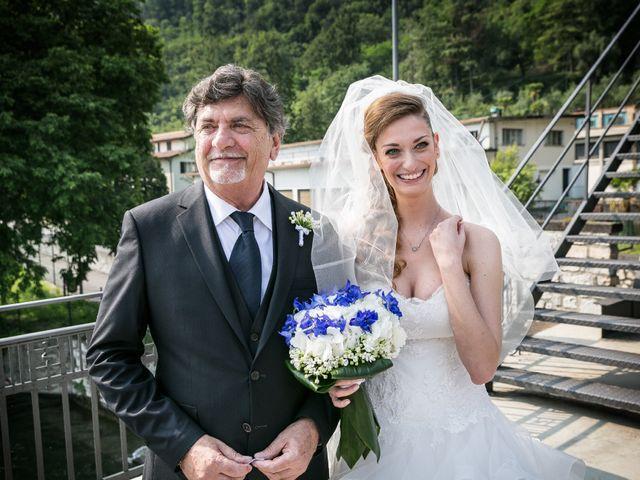 Il matrimonio di Marco e Valeria a Sarnico, Bergamo 69