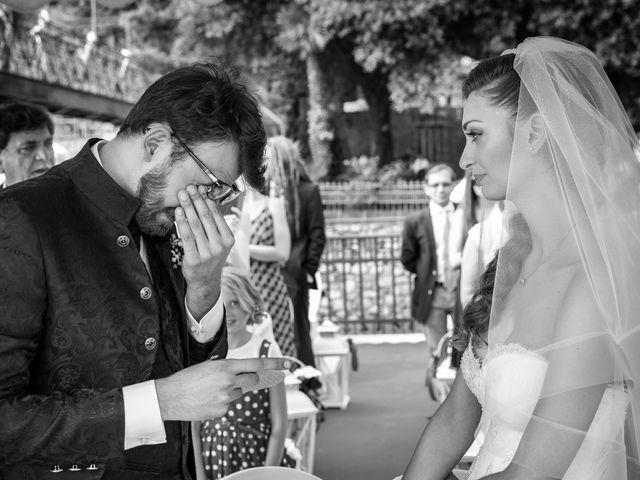 Il matrimonio di Marco e Valeria a Sarnico, Bergamo 71