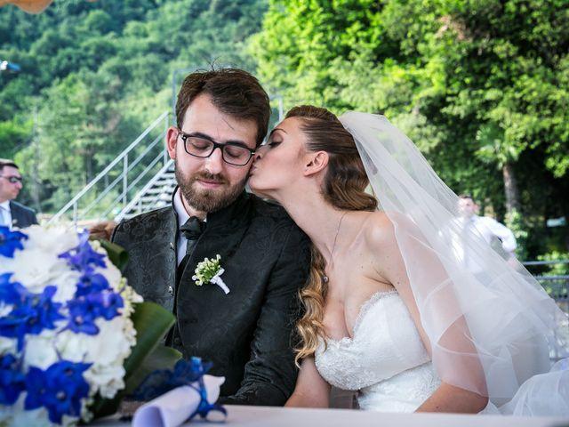 Il matrimonio di Marco e Valeria a Sarnico, Bergamo 72