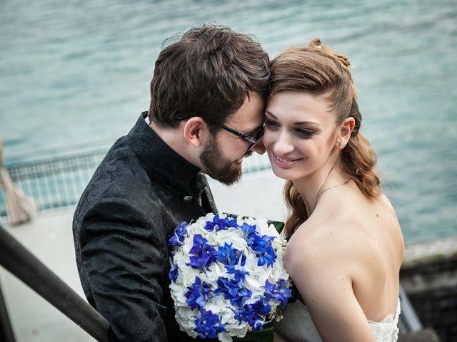 Il matrimonio di Marco e Valeria a Sarnico, Bergamo 73