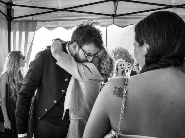 Il matrimonio di Marco e Valeria a Sarnico, Bergamo 74