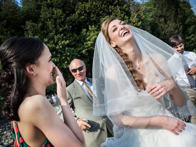 Il matrimonio di Marco e Valeria a Sarnico, Bergamo 75