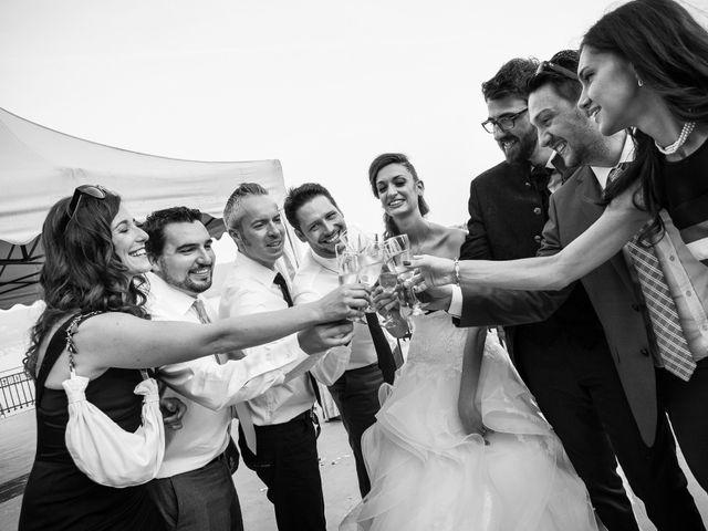 Il matrimonio di Marco e Valeria a Sarnico, Bergamo 78