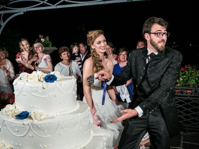 Il matrimonio di Marco e Valeria a Sarnico, Bergamo 79