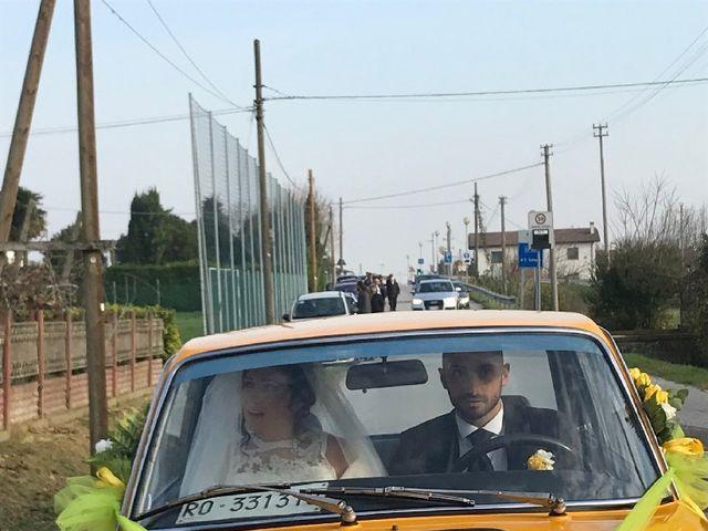 Il matrimonio di Cristiana  e Alberto a Urbana, Padova 4