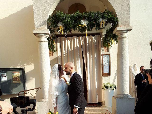 Il matrimonio di Cristiana  e Alberto a Urbana, Padova 5