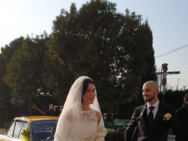 Il matrimonio di Cristiana  e Alberto a Urbana, Padova 6