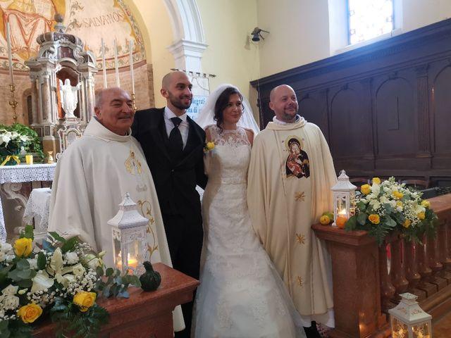 Il matrimonio di Cristiana  e Alberto a Urbana, Padova 2