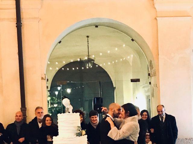 Il matrimonio di Cristiana  e Alberto a Urbana, Padova 1