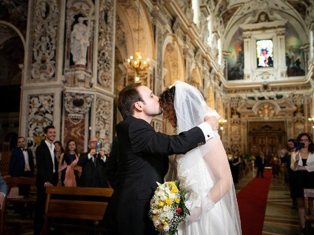Il matrimonio di Giuseppe e Enrica a Palermo, Palermo 8