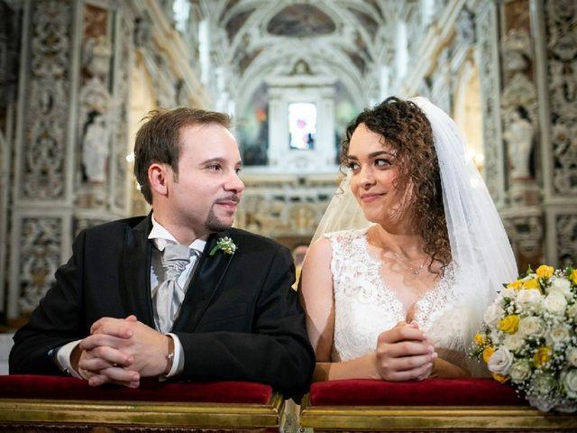 Il matrimonio di Giuseppe e Enrica a Palermo, Palermo 10