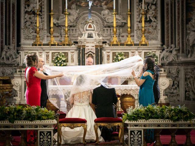 Il matrimonio di Giuseppe e Enrica a Palermo, Palermo 11