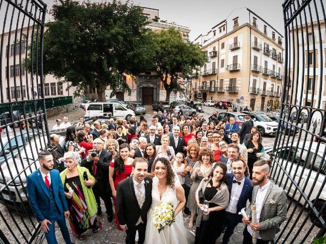 Il matrimonio di Giuseppe e Enrica a Palermo, Palermo 17