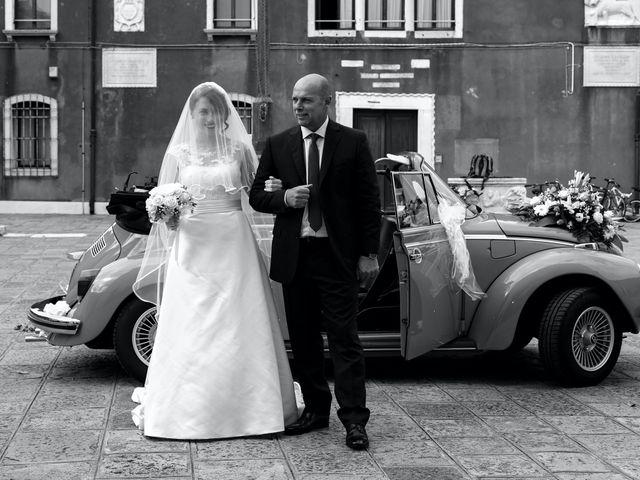 Il matrimonio di Nicola e Erika a Lido di Venezia, Venezia 20