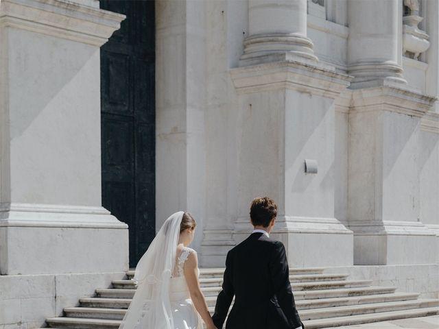 Il matrimonio di Nicola e Erika a Lido di Venezia, Venezia 36