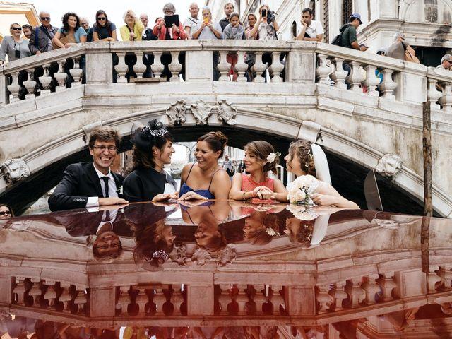 Il matrimonio di Nicola e Erika a Lido di Venezia, Venezia 40