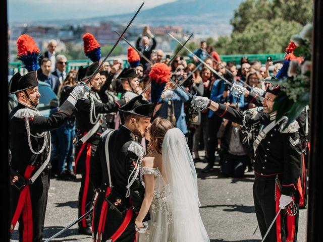 Il matrimonio di Raffaele e Valentina a Bacoli, Napoli 19