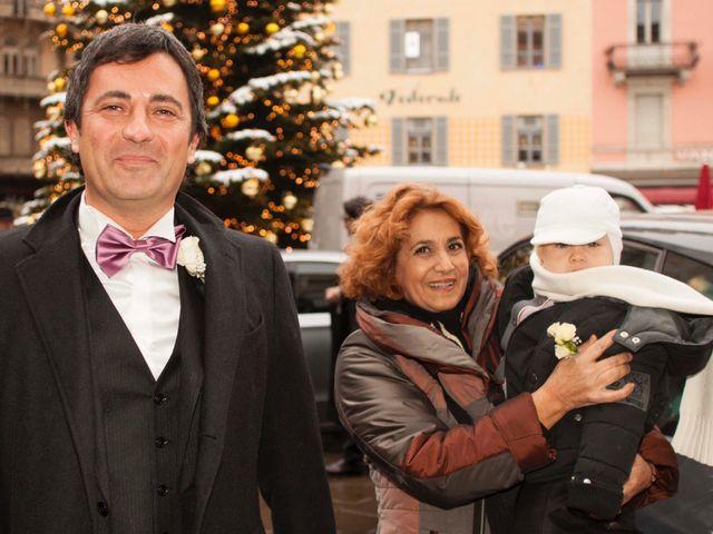 Il matrimonio di Matteo e Maddalena a Como, Como 2