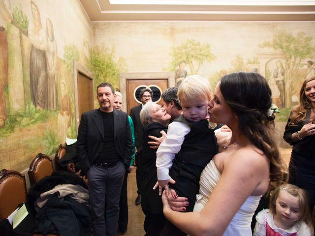 Il matrimonio di Matteo e Maddalena a Como, Como 47