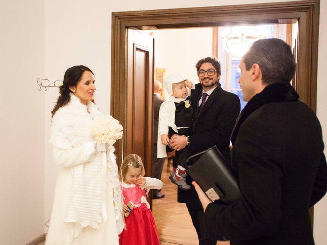 Il matrimonio di Matteo e Maddalena a Como, Como 53