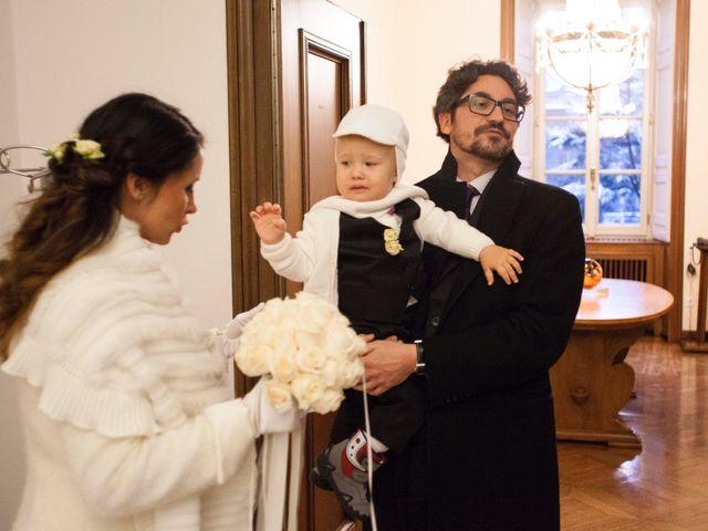 Il matrimonio di Matteo e Maddalena a Como, Como 54