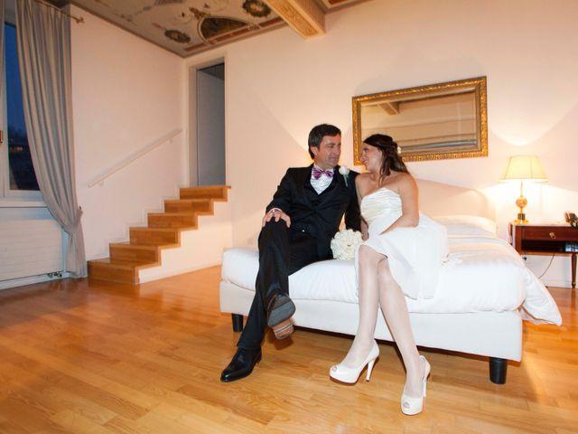Il matrimonio di Matteo e Maddalena a Como, Como 69