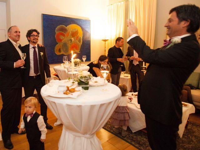 Il matrimonio di Matteo e Maddalena a Como, Como 84