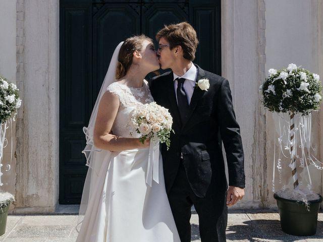 Il matrimonio di Nicola e Erika a Lido di Venezia, Venezia 33