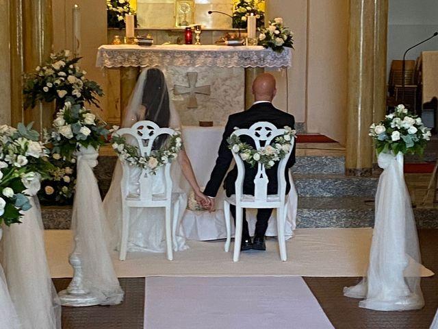 Le nozze di Luca e Federica