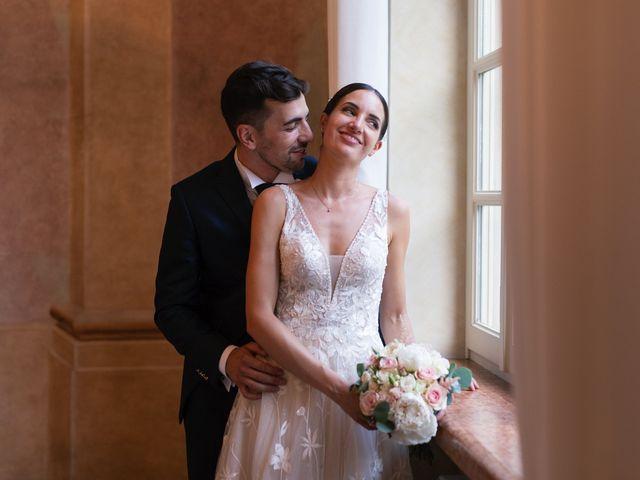 Il matrimonio di Alex e Anthea a Mantova, Mantova 16