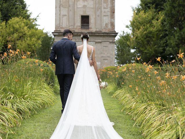 Il matrimonio di Alex e Anthea a Mantova, Mantova 12