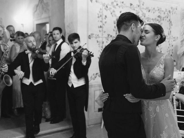 Il matrimonio di Alex e Anthea a Mantova, Mantova 27