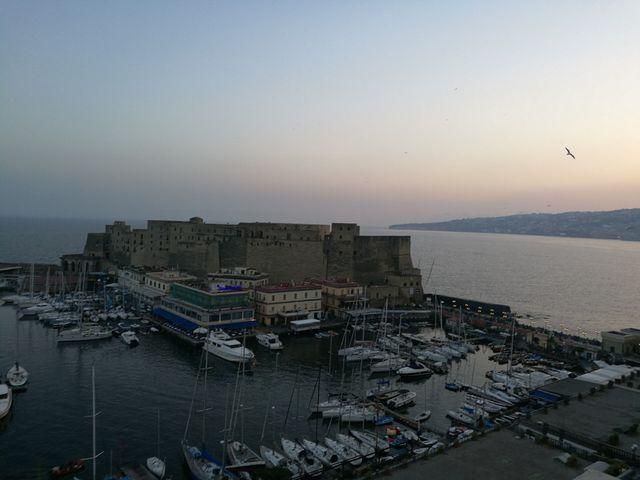 Il matrimonio di Rosanna e Francesco a Napoli, Napoli 1