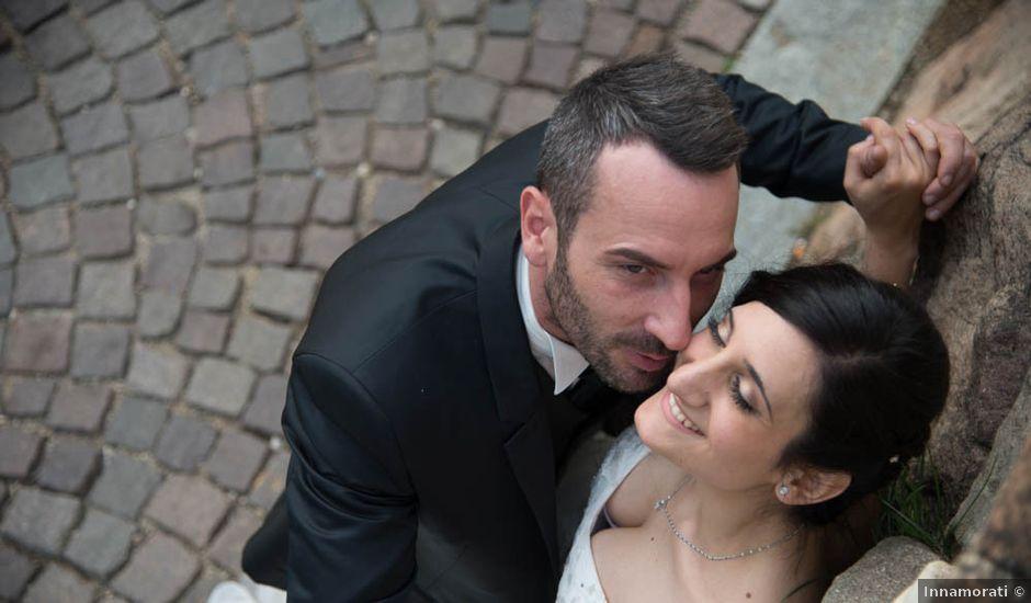 Il matrimonio di Nicola e Corinna a San Paolo, Brescia