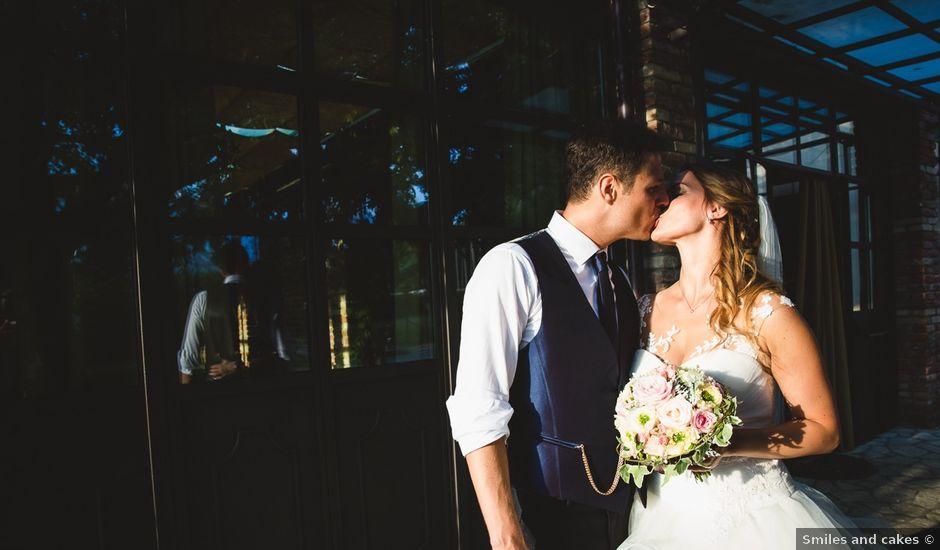 Il matrimonio di Erik e Danja a Sagrado, Gorizia