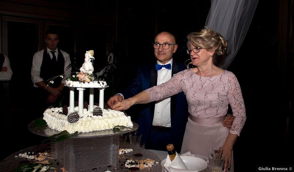 Il matrimonio di Nevio e Gloriana a San Marcello, Ancona