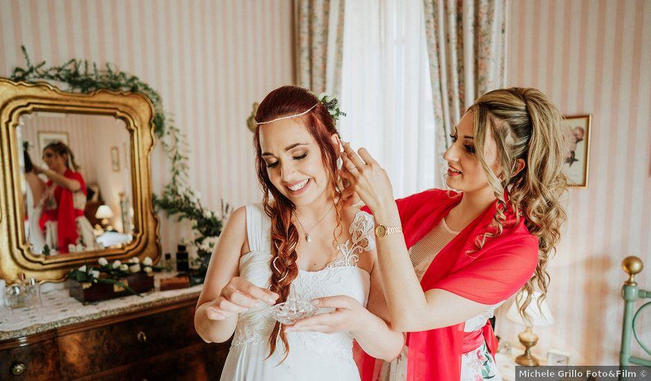 Il matrimonio di Davide e India a Milazzo, Messina