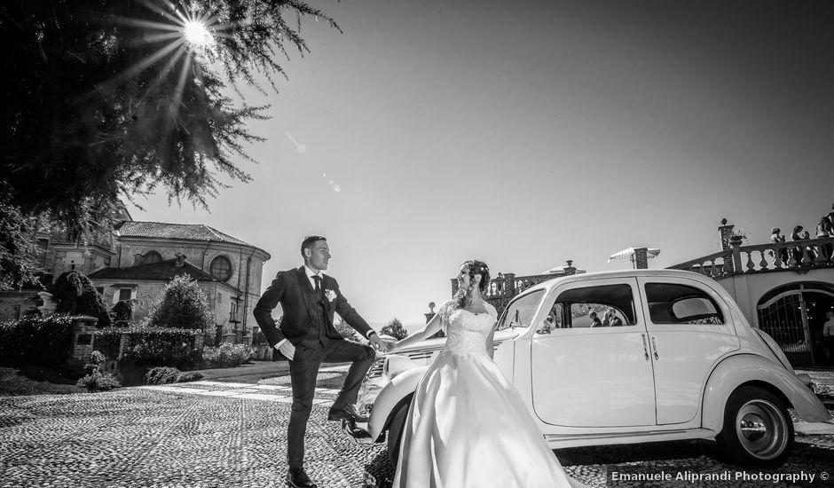 Il matrimonio di Giovanni e Francesca a Caselle Torinese, Torino