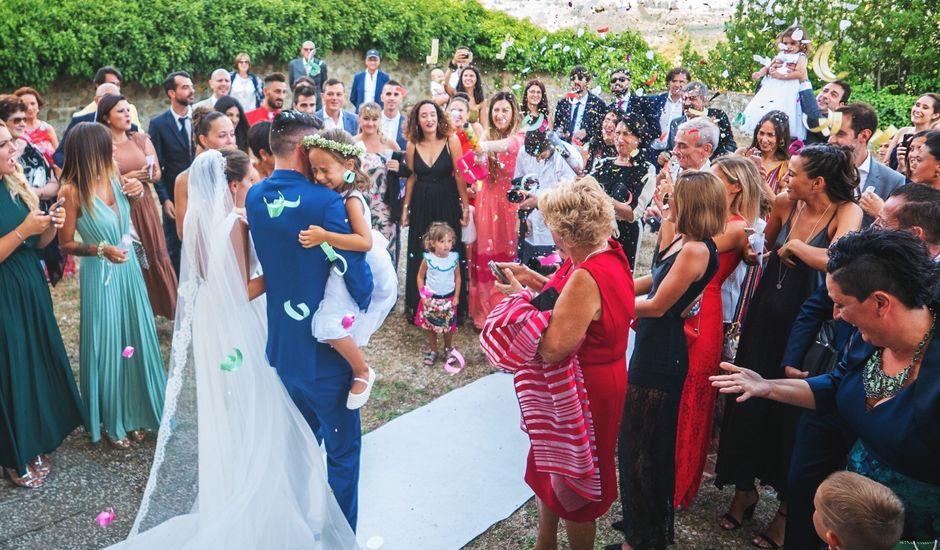 Il matrimonio di Lorenzo  e Josephine  a Impruneta, Firenze